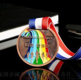 金属奖牌定制,活动比赛荣誉奖章,广东奖牌生产