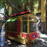 售 亭 创意公交车造型景观售 亭