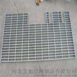 异形钢格板供应于道路、平台