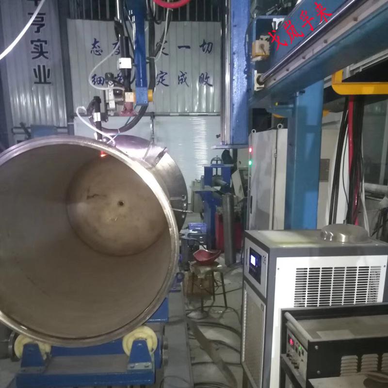 大型管道等離子環縫自動焊機