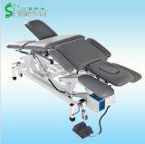 电动折叠治疗床,   护理床,五段位康复床