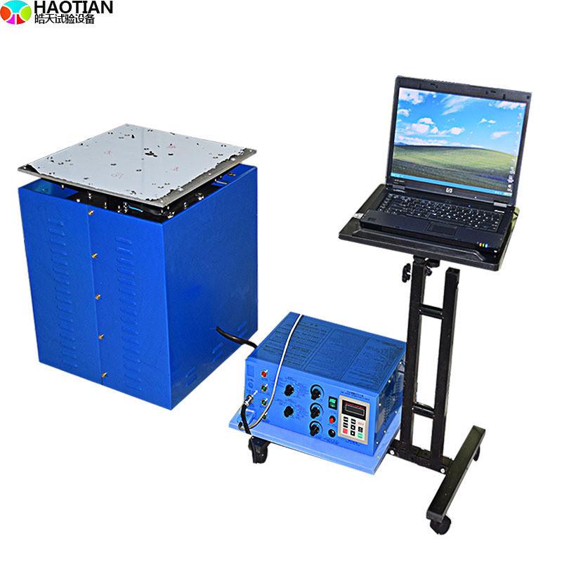 xyz三方向振动电磁式振动台,电磁式四度空间实验台