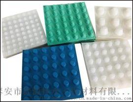 赣州车库夹层滤水板环保坚固 塑料排水板免费寄样品