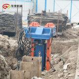 拔工法桩机 起拔工字钢的液压拔桩机