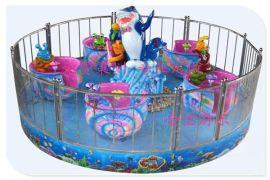 新型儿童游乐设备 金宝海洋欢乐喷球车 根据场地定座 好玩有趣