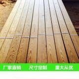 厂家定制加工樟子松深度碳化木,深度碳化木扶手