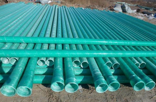 湖北武汉亚联塑业玻璃钢管生产