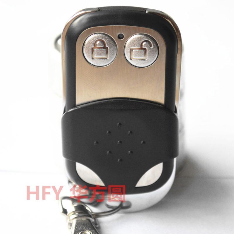 车库门电动门遥控器学习码2键无线遥控器无线遥控发射器