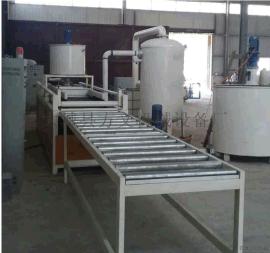 硅质聚苯板设备 改性聚苯板渗透硅质保温板生产设备