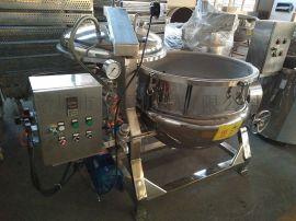 夹层锅厂家推荐电加热导热油夹层锅
