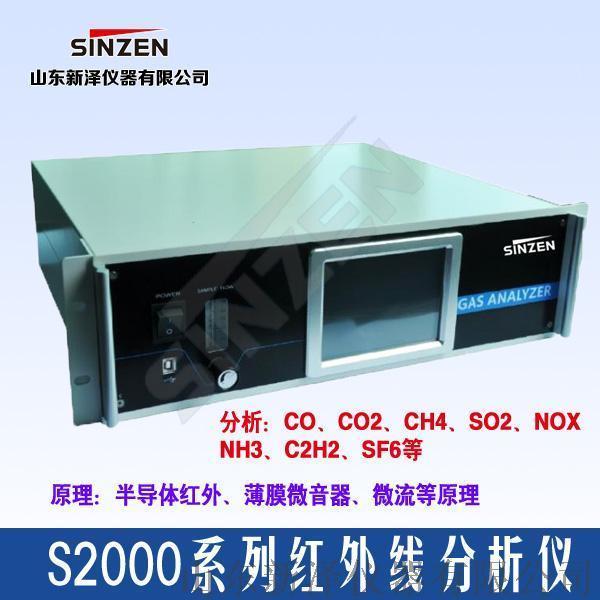 厂家直销S2000型CO2二氧化碳分析仪