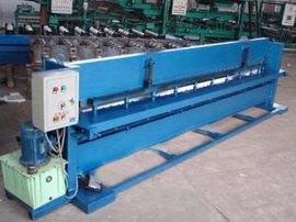 4米剪板机彩钢瓦设备附件鑫宝盛压瓦机