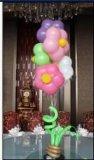 深圳生日派对策划 深圳百日宴会场地布置 深圳气球布置