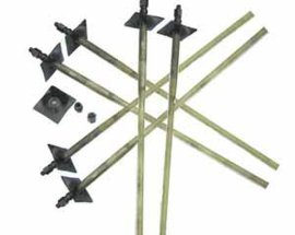 玻璃钢锚杆, 轻型锚杆