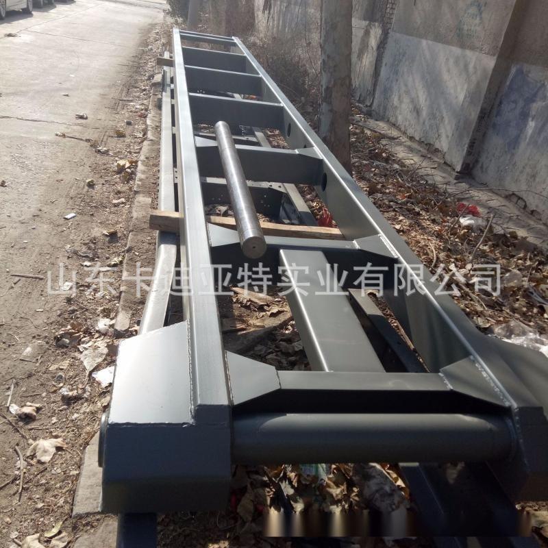 重汽配件中国重汽豪沃HOWO车架大梁总成 原厂锰钢 厂家现货直销