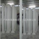 廠家定做白色玻璃鋼羅馬柱 酒店裝飾柱 歐式婚慶羅馬柱 新款熱銷