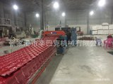 优质PVC合成树脂瓦设备/树脂瓦生产机器/波浪瓦生产线-制造商