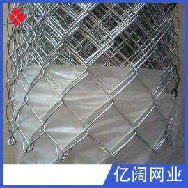 镀锌包塑丝勾花网,菱形网