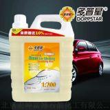 批發多普星5kg超濃縮1:700納米洗車液水蠟清洗劑車蠟汽車養護品