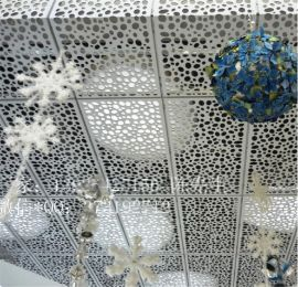 吊顶镂空 雕花铝单板  金属装饰建材