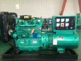 潍坊30KW柴油发电机组 30千瓦 有刷发电机 养殖、工厂停电备用