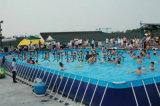 支架游泳池夏季福音来了支架水池厂家定做