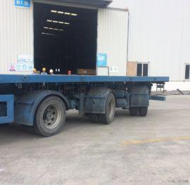 中港吊臂车货物进出口