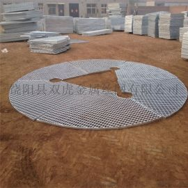 長沙鍍鋅平臺鋼格板 洗車場溝蓋板 插接鋼格板