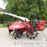 果园大棚小型耕地机 农用自走式开沟机