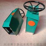 龙门吊行车专用转向盘夹轨器  轨道防风夹紧器