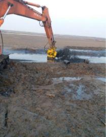 南京挖机绞吸吸泥泵 造桥筑路专用混浆泵 钩机高效率淤泥泵