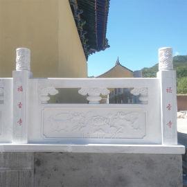 大理石栏杆供应全国-大理石护栏雕刻