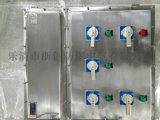 化工廠防爆照明配電箱BXM10迴路帶總開