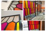 正方形仿古隔断铝窗花 长方形氟碳铝合金门窗铝窗花