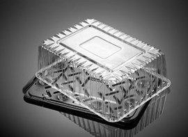方形蛋糕盒 OPS蛋糕盒 透明蛋糕盒
