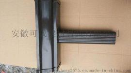 厂家直销安徽地区**3003系仿铜系列彩铝落水系统屋面排水管