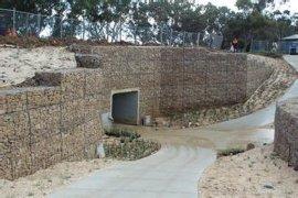 边坡防护石笼网河道石笼网