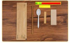 杭州外卖筷子包定做/筷子包四件套批发/一次性餐具