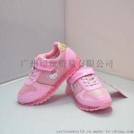 hello kitty 兒童鞋運動鞋
