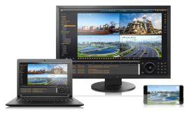 泰辰视频监控管理平台软件企业版多级中心矩阵大屏智能分析含手机