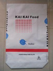 顺科食品颗粒专用25公斤纸塑复合方底敞口袋