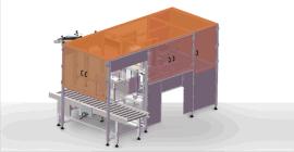 供应自动装箱机/产品入箱/解放人工