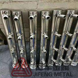 304 316L不锈钢薄壁管 不锈钢卡压水管及管件现货