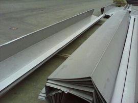 興平不鏽鋼天溝價格 不鏽鋼天溝如何定做