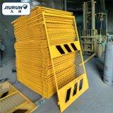 建筑施工安全防护网 临边防护栏 工地电梯安全防护门
