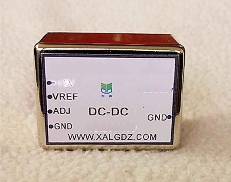 高壓電源模組輸出0~+2000V可調高精度高穩定性HVW12P-2000NR3/0.5