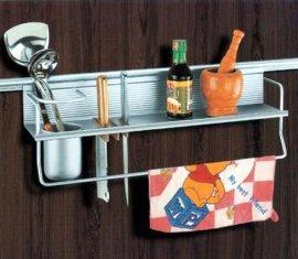 厨房橱柜挂件,刀架,多功能置物架 (K015)
