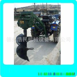 园林挖孔机钻孔机 40-60公分直径种树钻坑机