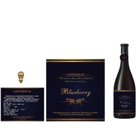 供应高品质不干胶标签 加工定制高档红酒标 红酒等玻璃瓶标