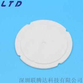 氧化铝导热陶瓷片 高导热陶瓷 电焊机导热陶瓷片